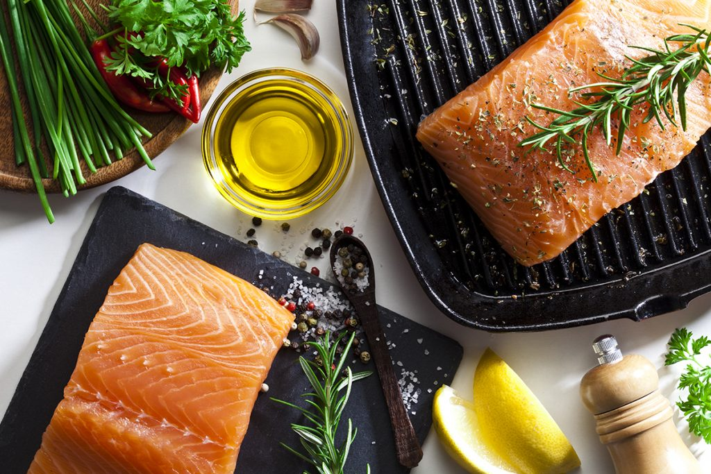 Is a Diet Rich in Fish Key to Long-Term Health?